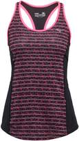 Mizuno KEMARI Sports shirt black/diva pink