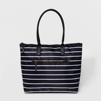 A New Day Zip Closure Tote Handbag