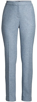 Lafayette 148 New York Clinton Cuffed Pants