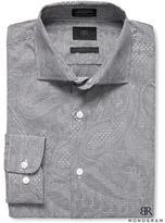 Banana Republic BR Monogram Grant-Fit Paisley Shirt