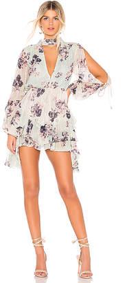 HEMANT AND NANDITA x REVOLVE Mini Dress