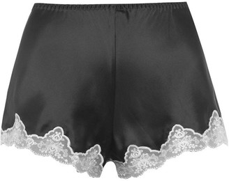 Ginia Scal Lace Shrt Ld02