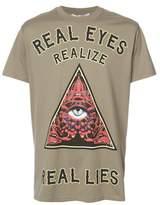 Givenchy Men's Beige Cotton T-shirt.