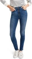 Madewell 10-Inch High Waist Roadtripper Skinny Jeans