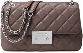 MICHAEL Michael Kors Sloan Large Quilted Shoulder Flap
