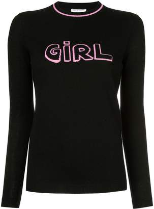 Bella Freud Girl intarsia jumper