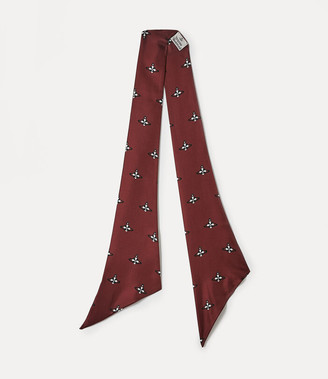 Vivienne Westwood Orb Abstract Neckwear