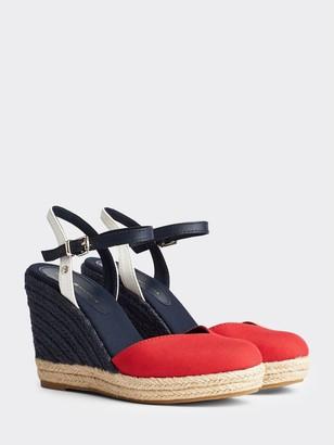 Tommy Hilfiger Platform Wedge Sandal