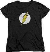 DC Womens Flash Logo T-Shirt