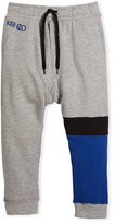 Kenzo Colorblock Sweatpants, Size 4-6