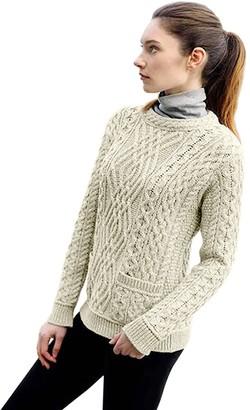 Westend Knitwear The Irish Store - Irish Gifts from Ireland Women's Sweater (Small