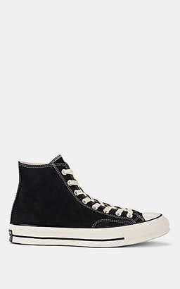 Converse Men's BNY Sole Series: Men's Chuck Taylor All Star '70 Nubuck Sneakers - Black