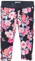 Osh Kosh Toddler Girl Print Crop Yoga Pants