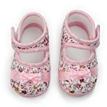 ReFaxi® Baby Infant Girls Princess Warm Pink Bowknot Cotton Shoes Soft Bottom (9-18 Month)