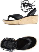 Rachel Comey Toe strap sandals