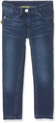 Steiff Girl's Jeggings Knitted Jeans Trouser