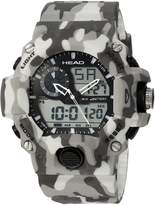 Head Men's 'Freeride' Quartz Resin Casual Watch, Color: (Model: HE-105-03)