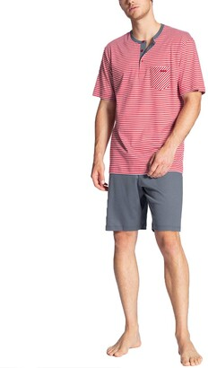 Calida Men's Relax Streamline 3 Pyjama Sets
