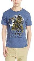 Star Wars Men's Dual Hans T-Shirt