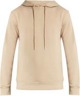 A.P.C. Brook hooded cotton sweatshirt