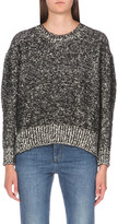 Closed Chunky-knit wool-blend jumper