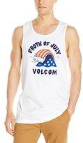 Volcom Men's Froth of July Tank Top