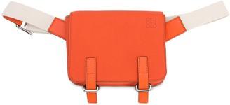 Loewe Grained Leather Military Belt Bag