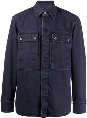 Diesel Rear Logo Patch Shirt