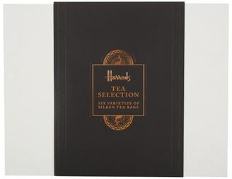 Harrods Wooden Caddy Tea Selection (36 Tea Bags)