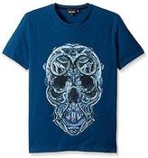 Just Cavalli Men's Skull T-Shirt