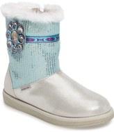 Stride Rite Disney Frozen Boot (Walker, Toddler & Little Kid)