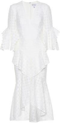 Rebecca Vallance Playa midi dress