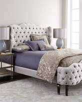 Haute House Pantages Tufted King Bed