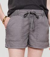 Lou & Grey Poplin Shorts