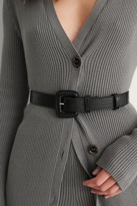 NA-KD Slim Lizard Look Belt