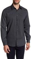 Lindbergh Long Sleeve Printed Modern Fit Shirt
