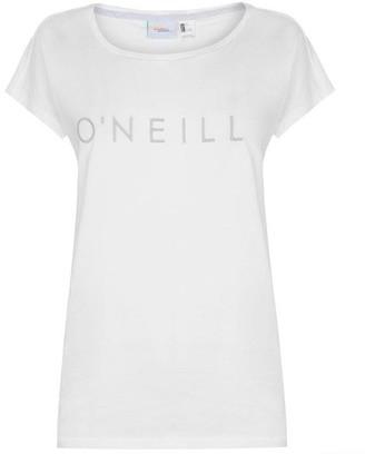 O'Neill Essential T Shirt Ladies