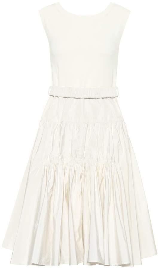 Moncler Belted midi dress