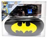 Batman Boys' Oval Sunglasses Black One Size
