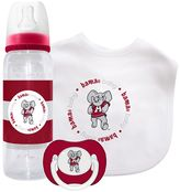 Baby Fanatic Alabama Crimson Tide 3-Piece Gift Set