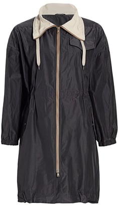 Brunello Cucinelli Long-Line Parka