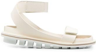 Trippen Ridged Sole Sandals