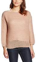 Silvian Heach Women's Sweater Villasor Jumper,12 (Manufacturer Size:Medium)