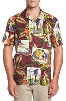 Tommy Bahama Tommy Holidays Silk Woven Shirt
