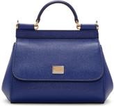Dolce & Gabbana Blue Mini Miss Sicily Bag