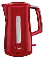 Bosch TWK3A034GB 1.7L Kettle - Red