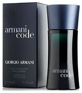 Giorgio Armani Men's Code Eau de Toilette Spray, 1.7 fl. Ounce