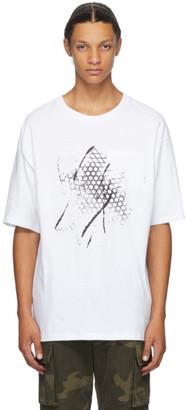Vans White WTAPS Edition Waffle Lovers Club T-Shirt