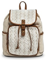 Tan Backpack Purse - ShopStyle