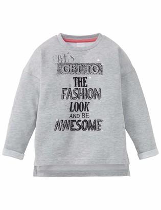 Schiesser Girl's Rebell Sweatshirt T-Shirt